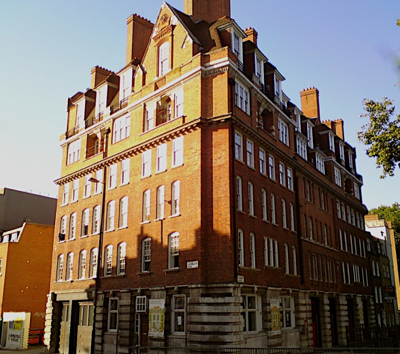 A 27 Clerkenwell Fire Station