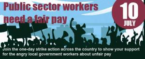 Picture from TUC website